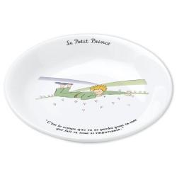 Assiette creuse - Paquerettes