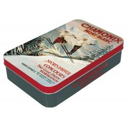 Boite à savon - Chamonix - Les deux sauteurs - PLM