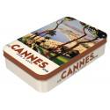 Boite à savon - Cannes - Eté hiver