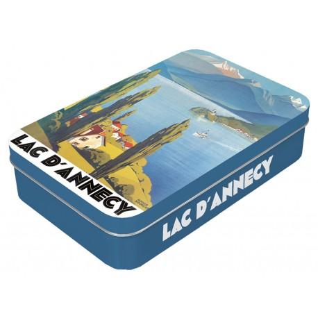 Boite à savon - Lac d'Annecy - PLM