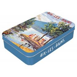 Boite à savon - Paysages d'Aix les Bains