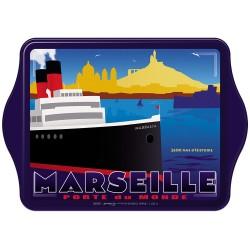 Vide-poches - Marseille porte du monde - Éditions Clouet