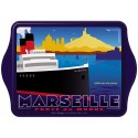 Vide-poches - Marseille Porte du Monde