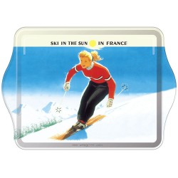 Vide-poches - Ski in the sun - SNCF