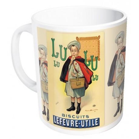 Mug - Petit écolier (fin de série) - Biscuits Lu