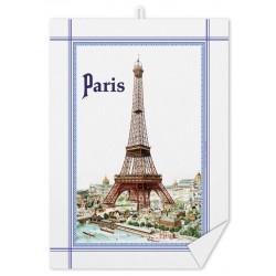 Torchon - La Tour Eiffel