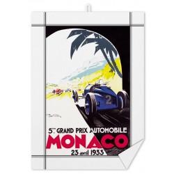 Torchon - Grand Prix de Monaco 1933 (fin de série)