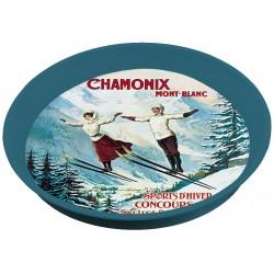 Plateau - Chamonix Les deux sauteurs
