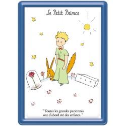 Plaque métal - Les Grandes Personnes - Le Petit Prince