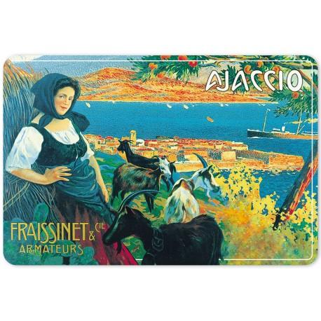 Set - La Bergère - Ajaccio