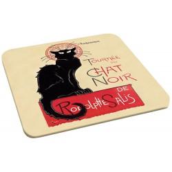 Dessous de plat - Tournée du Chat noir
