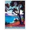 Affiche - Le Cap Ferret - Midi