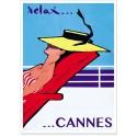 Affiche - Relax à Cannes