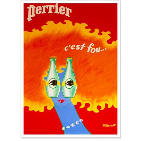 Affiche - Rousse - Perrier