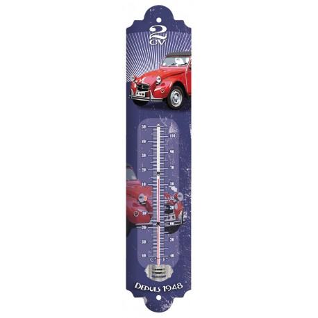 Thermomètre - 2 CV