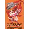 Affiche 50x70 - Grasse Capitale des Parfums