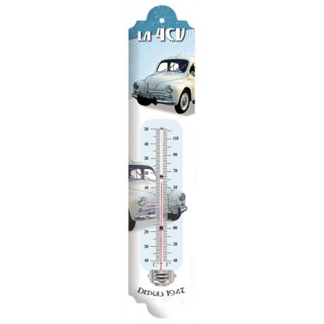 Thermomètre - La 4 CV - Renault