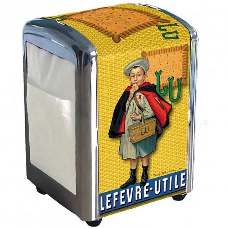 Distributeur de serviettes - Petit écolier - Biscuits Lu