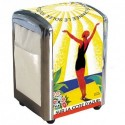 Distributeur de serviettes - Soleil toute l'année - Côte d'Azur
