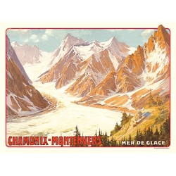 Set - La Mer de Glace Chamonix