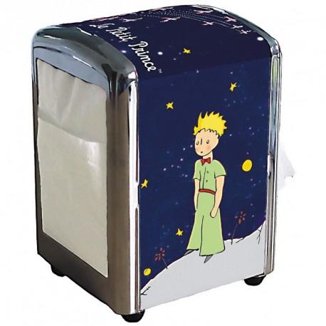 Distributeur de serviettes - Planète fond bleu - Le Petit Prince