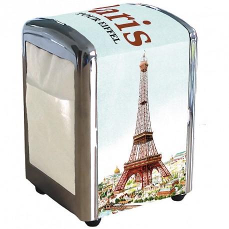 Distributeur de serviettes - La Tour Eiffel - Tour Eiffel