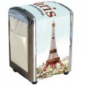 Distributeur de serviettes - La Tour Eiffel (rupture définitive)