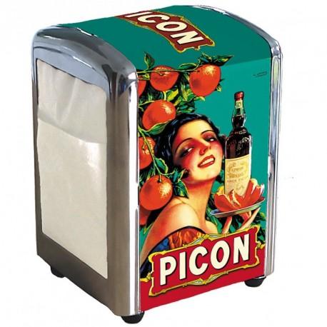 Distributeur de serviettes - Apéritif Picon - Picon