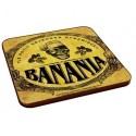 6 dessous de verres - Banania