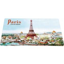 Planche à découper - La Tour Eiffel (rupture définitive)
