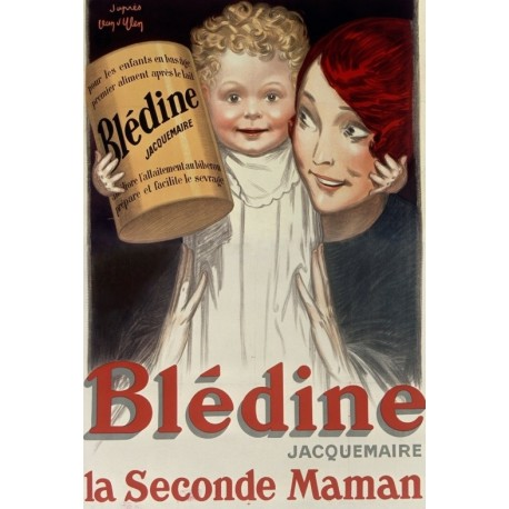 Affiche - Seconde Maman