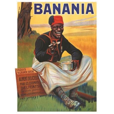 Affiche - Tirailleur (fin de série) - Banania