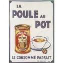 Affiche - Poule au pot (rupture définitive)
