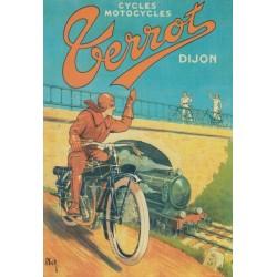 Affiche - Motocycle (rupture définitive)