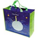 Cabas - Planète fond bleu - Le Petit Prince