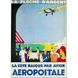 Affiche - Avion (rupture définitive)