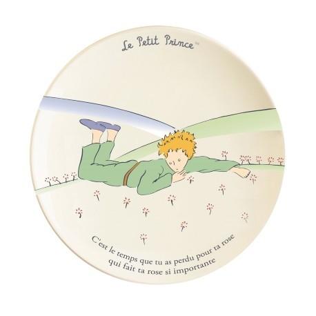 Assiette à dessert - Les paquerettes (fin de série) - Le Petit Prince