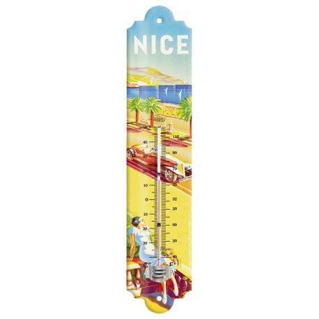 Thermomètre - La Promenade des Anglais - Nice
