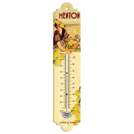 Thermomètre - La fête du Citron - Menton - Ville de Menton