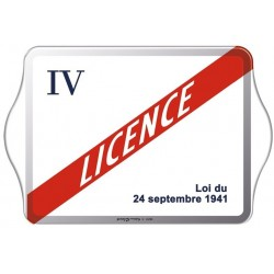 Vide-poches - Licence IV