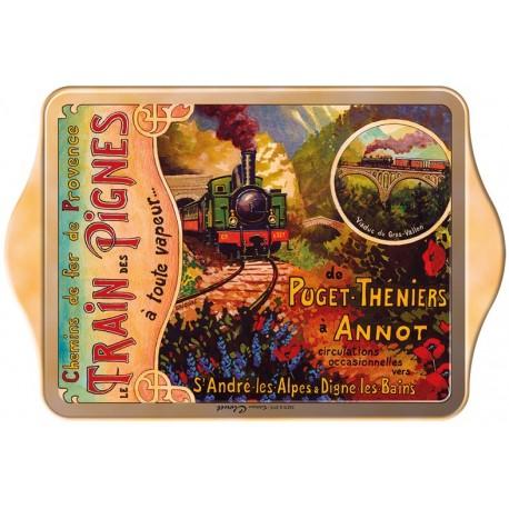 Vide-poches - Le train des pignes - Chemins de fer de Provence