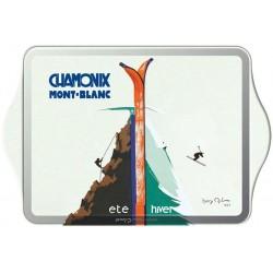 Vide-poches - Eté hiver Chamonix